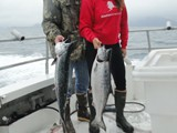 Silver Salmon on Day Trip